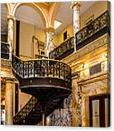 Rochester City Hall Stairs Canvas Print
