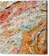 Rock Abstract #2 Canvas Print
