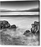 Ballycastle - Rock Face Canvas Print
