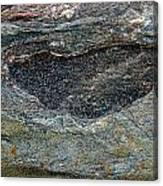 Rock Formation 1a Canvas Print