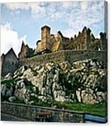Rock Of Cashel Castle Ireland Canvas Print