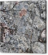 Rock Painting Canvas Print