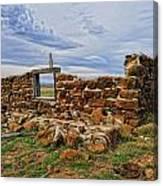 Rock Hills Prairie  Canvas Print