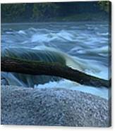 Rock Rapids Two Canvas Print
