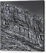 Rock Ridge 100 Canvas Print