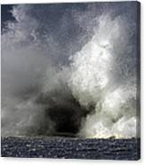 Rock V Wave Iv Canvas Print