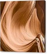 Rock Waves Canvas Print