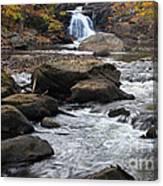 Rockaway River Canvas Print