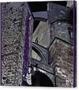 Rockin' Raven Celtic Rapunzel Canvas Print