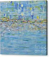 Rockport  Anchorage Canvas Print