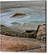 Rockport Beach Canvas Print