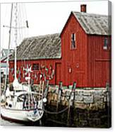 Rockport - Motif Number 1 Canvas Print