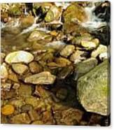 Rocks Abound Canvas Print