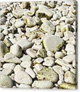 Rocks Abstract Canvas Print