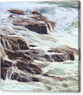 Awash  Canvas Print
