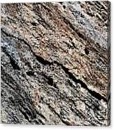 Rocks Texture Canvas Print