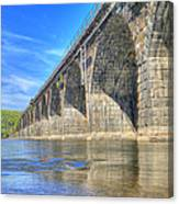 Rockville Bridge Canvas Print