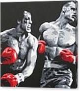 Rocky 4 Canvas Print