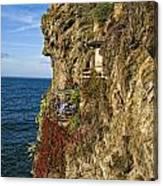 Rocky Cinque Terre Canvas Print