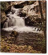 Rocky Fork Falls Canvas Print