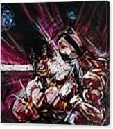 Rocky IIi Canvas Print