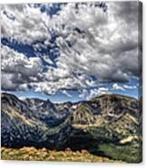 Rocky Mountain Dreams Canvas Print