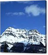 Rocky Mountains 2 Canvas Print