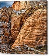 Rocky Peak Canvas Print