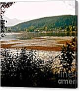 Rocky Point Port Moody Canvas Print