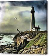 Rocky Shores Canvas Print
