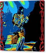 R P  In Spokane 1977 Canvas Print