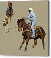 Rodeo 37 Canvas Print