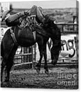 Rodeo Power Of Conviction Canvas Print
