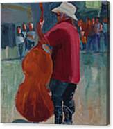 Rodney Canvas Print
