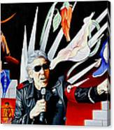 Roger Waters-the Wall Canvas Print