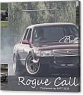 Rogue Callan Canvas Print