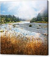 Rogue River Canvas Print