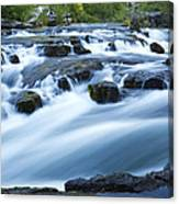Rogue River Falls 9 Canvas Print