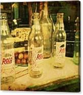 Rola Cola Canvas Print