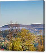 Rolling Hills Canvas Print