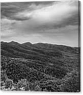 Rolling Hills Of North Carolina Canvas Print
