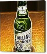 Rolling Rock Light Canvas Print
