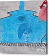 Rolling Stones Brian Jones Canvas Print