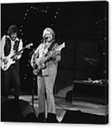 Rolling Through Spokane In 1976 Canvas Print