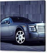 Rolls Royce 3 Canvas Print