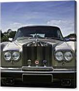 Rolls Royce Corniche 1980 Canvas Print