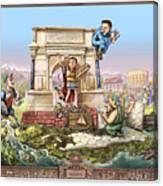 Roma I Canvas Print