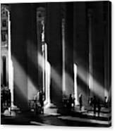 Roma - Piazza San Pietro, Citta? Del Vaticano Canvas Print
