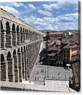 Roman Aqueduct I Canvas Print