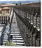Roman Aqueduct II Canvas Print